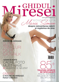 Revista Ghidul Miresei - editia 22