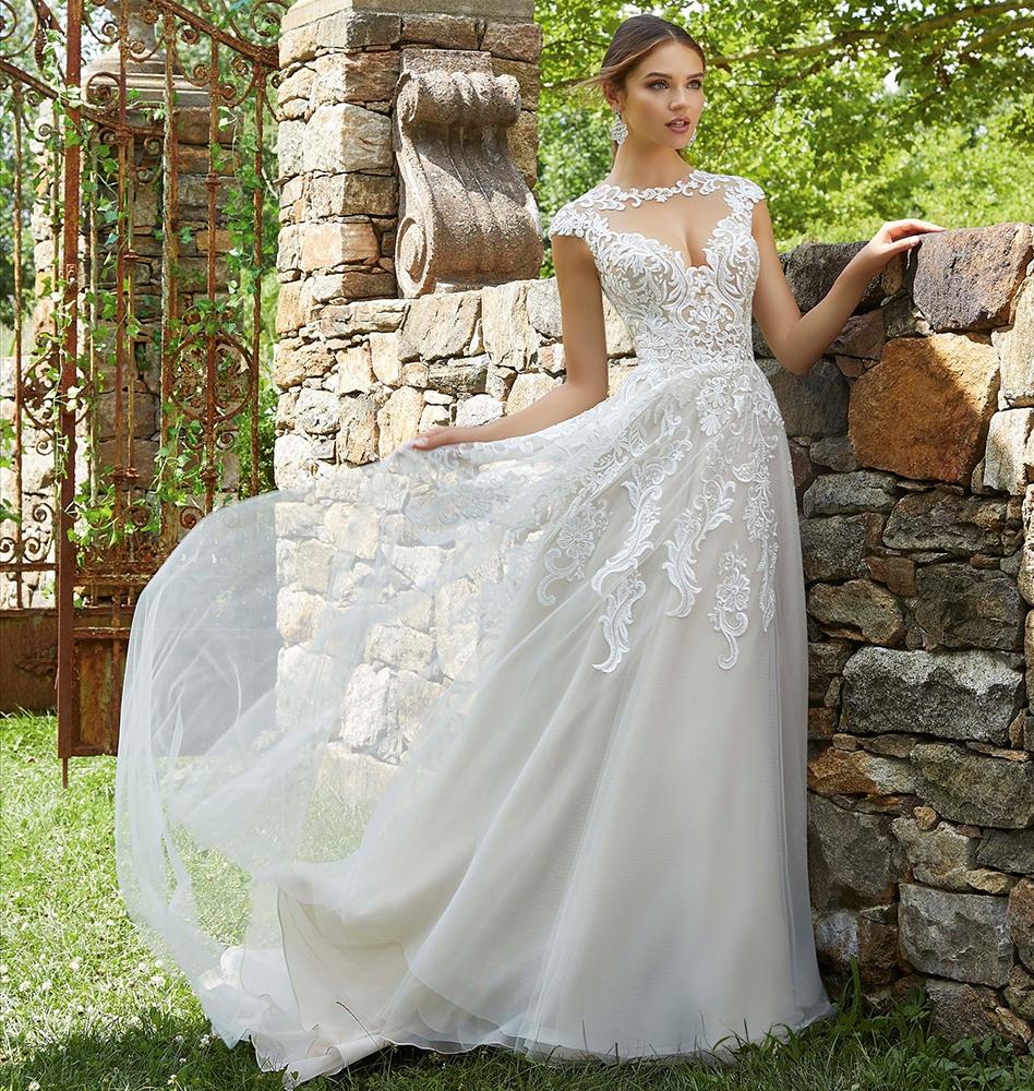 Colectie Rochii de Mireasa Mori Lee SECRET GARDEN la Avangarde Brides
