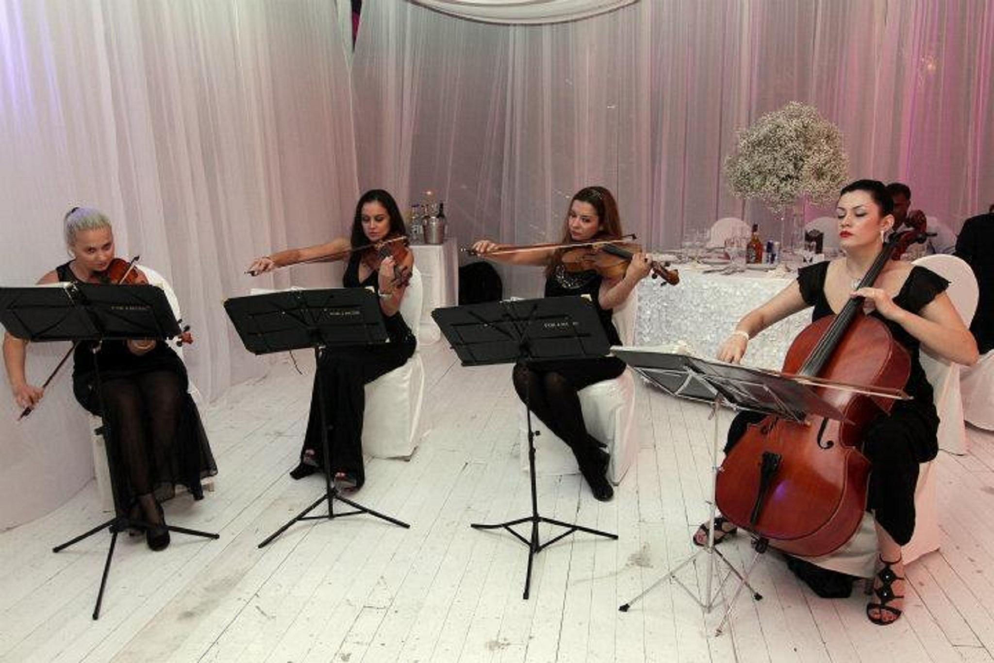 Formatii de nunta Ballroom Taraf