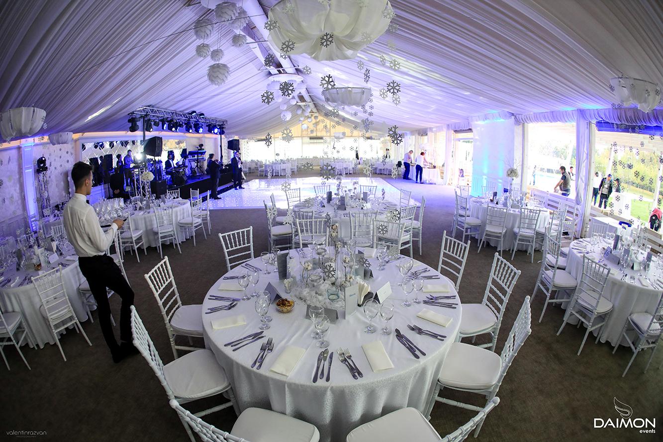 Salon/Restaurant de nunta DAIMON EVENTS