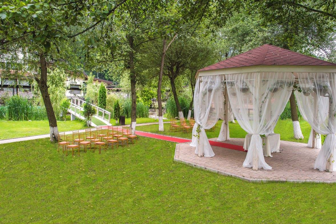 Nunta in aer liber la DAMBU MORII