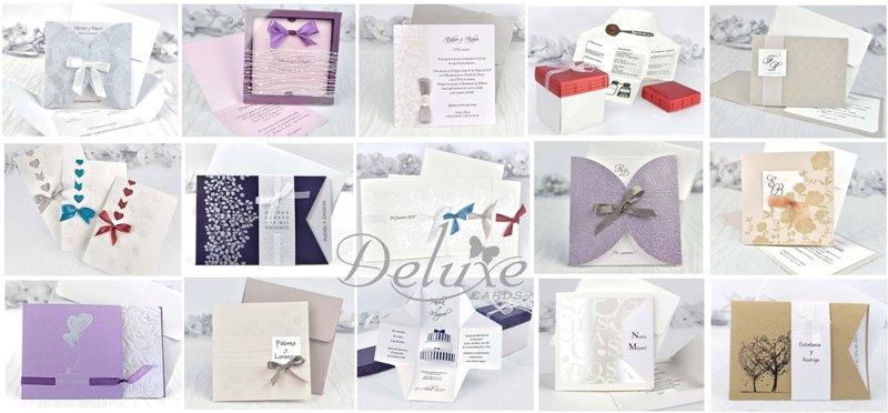 Invitatii De Nunta Deluxe Cards