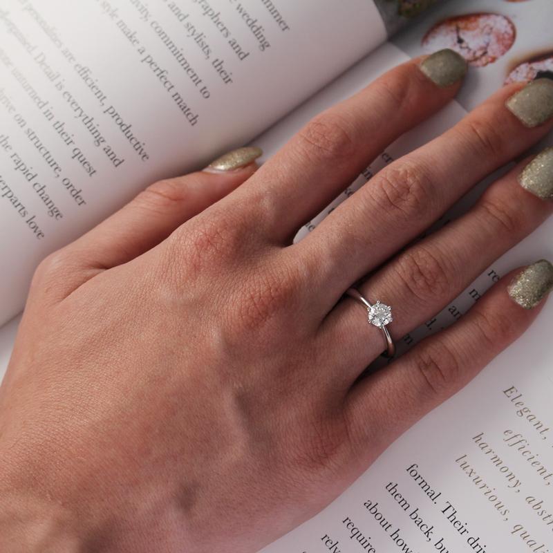 Inel de logodna Diamag.ro