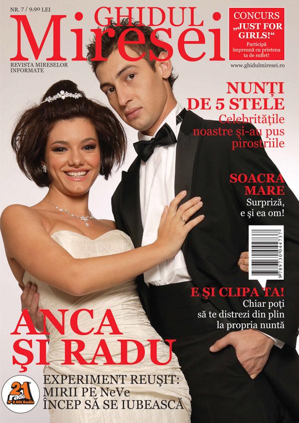 Revista Ghidul Miresei - editia  07