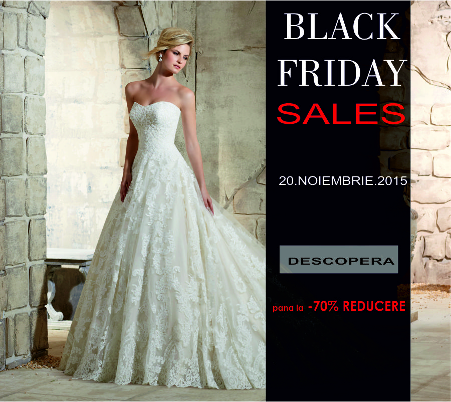 Black Friday 2015 la Elite Mariaj