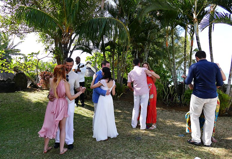 Nunta in paradis - dans
