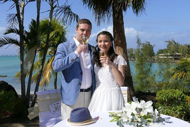 Nunta in paradis - sampanie