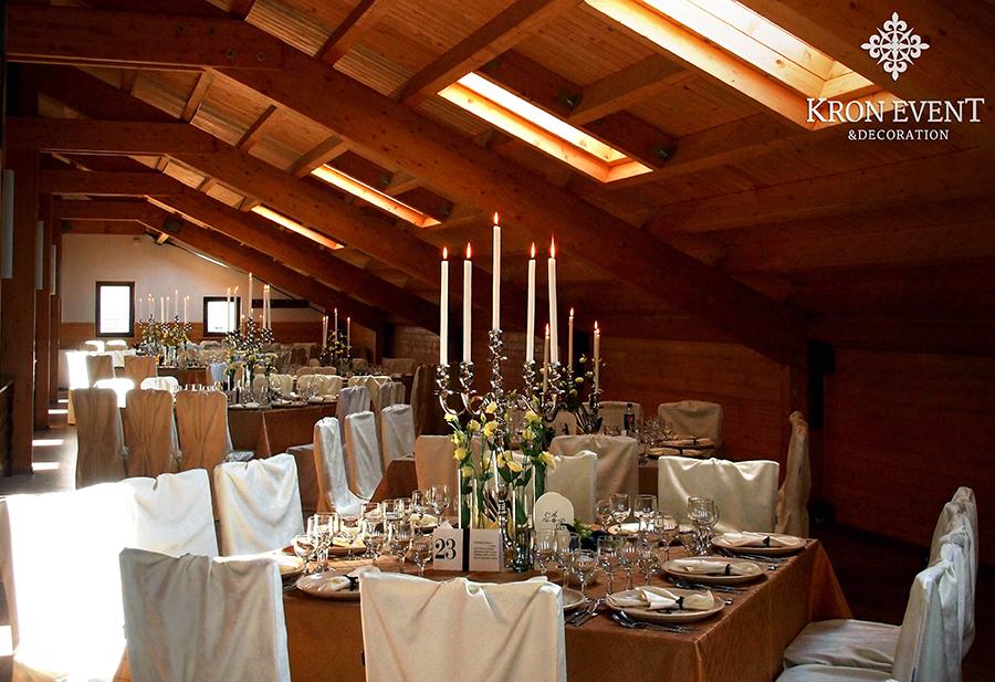 Salon de nunta Complex Panicel
