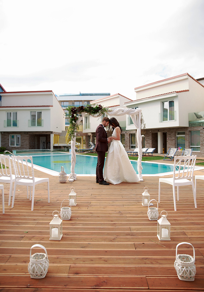Nunta la mare - Nayino Resort Hotel