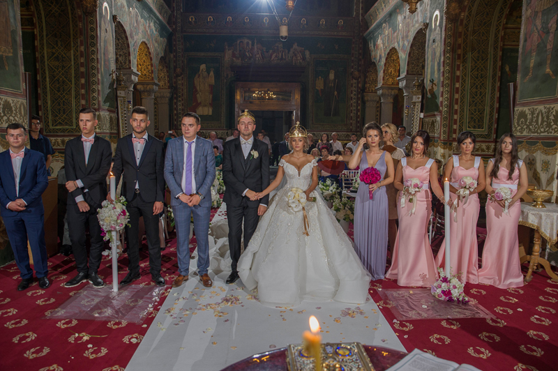 Nunti reale: Andreea & Victor