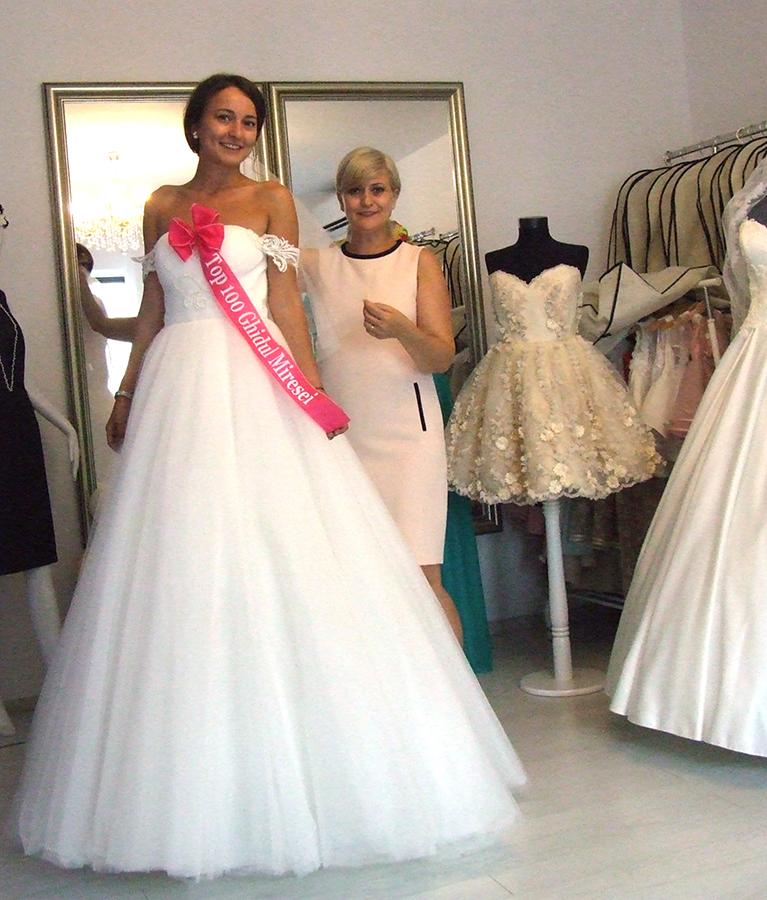 Rochii de mireasa Alexievici Couture