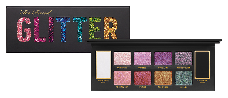 Sephora - TOO FACED GLITTER BOMB EYE SHADOW COLLECTION