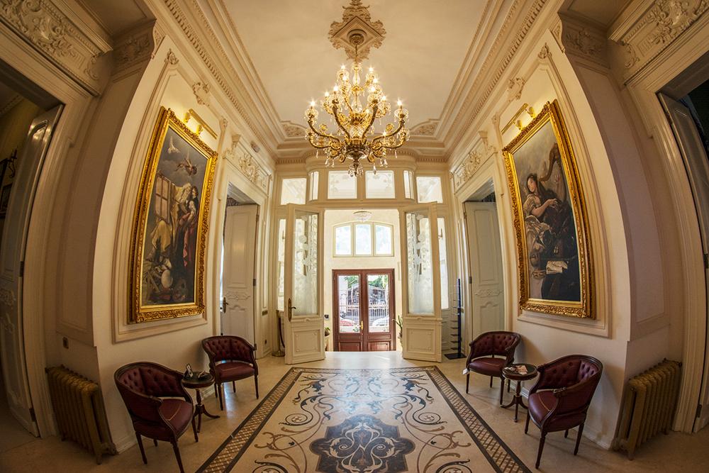 Palatul Noblesse, Bucuresti