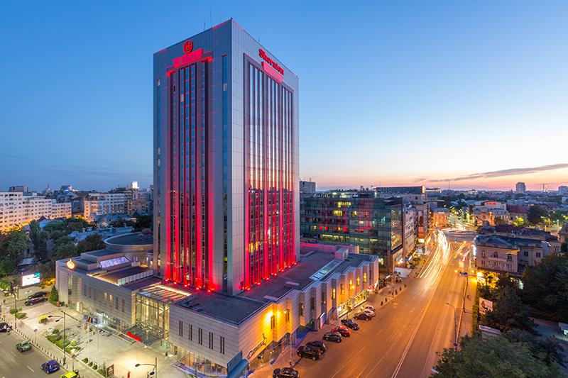 Hotel Sheraton, Bucuresti