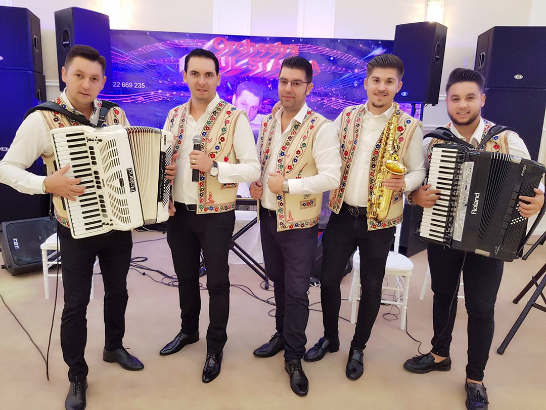 Formatie Paul Stanga Band