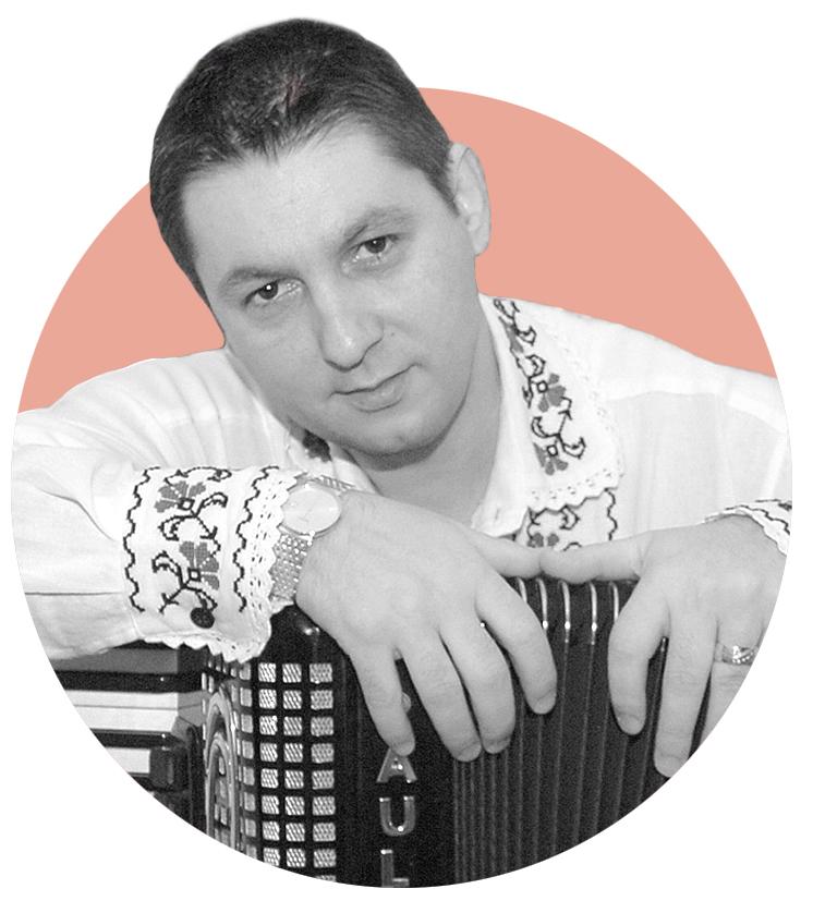 Fromatie Paul Stanga Band