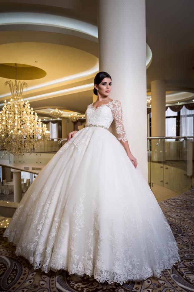 Top 13 Rochii De Mireasa Stil Printesa