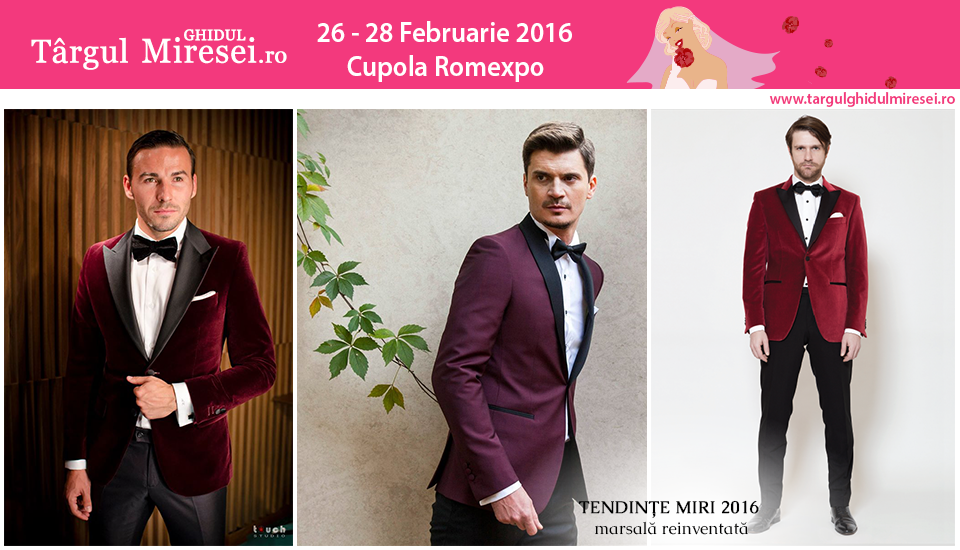 Targul de Nunti Ghidul Miresei, 26-28 Februarie 2016, Cupola Romexpo, Bucuresti