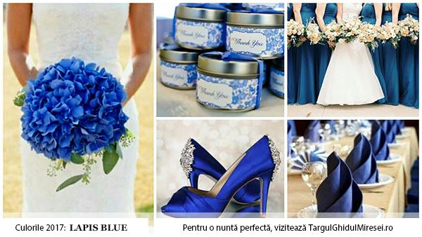 Culorile anului 2017 - LAPIS BLUE