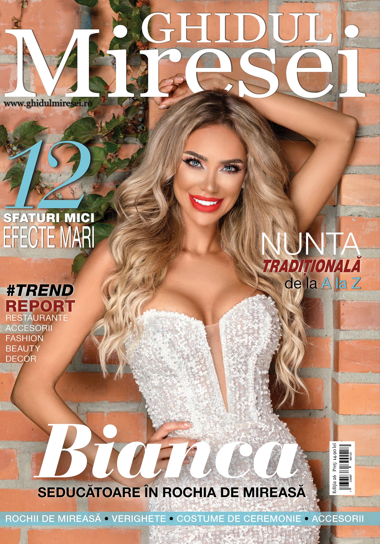 Revista Ghidul Miresei - editia 26