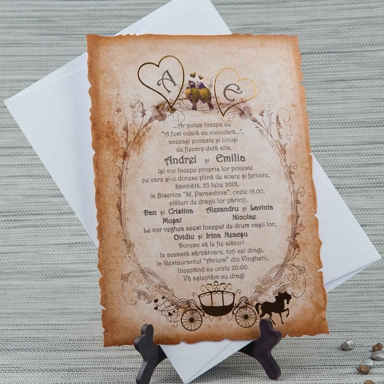 Cum Ne Alegem Invitatiile De Nunta