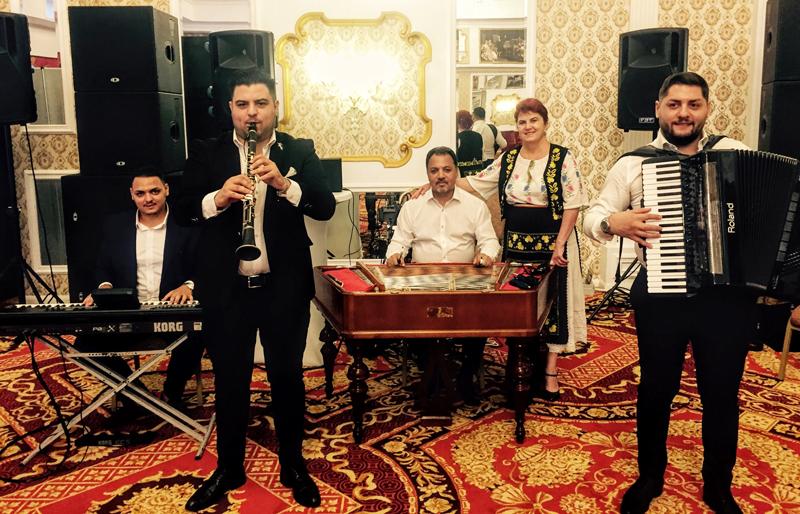 Formatii nunta Magic Orchestra Events