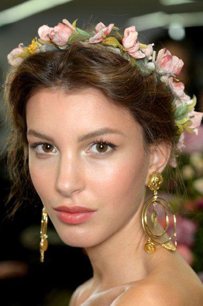 Bridal Make Up Trends 2015 Chip Luminos Si Privire Radiant