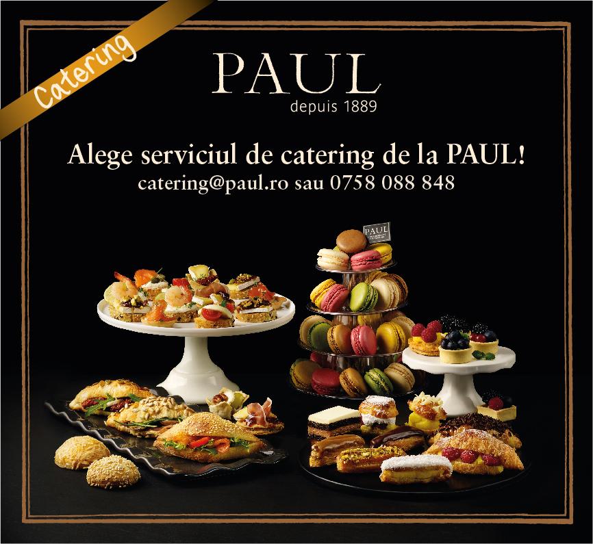 Catering brutariile Paul