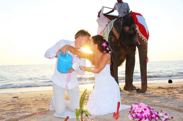 Nunta in Seychelles poate costa si doar 555 Euro.