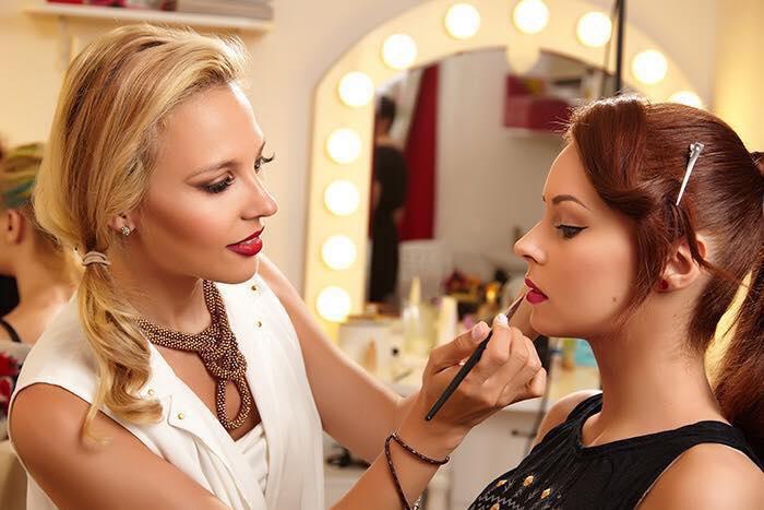 Makeup Roxana Dumitru