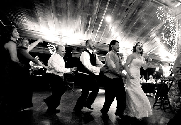 trenuletul la nunta