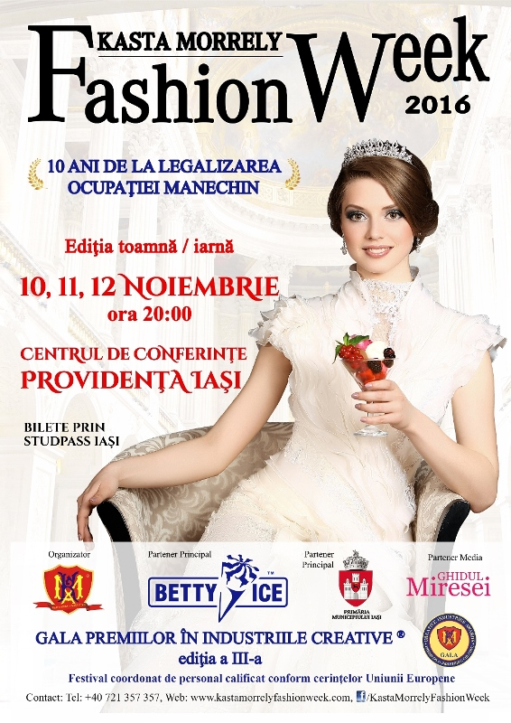 Kasta Morrely Fashion Week 2016