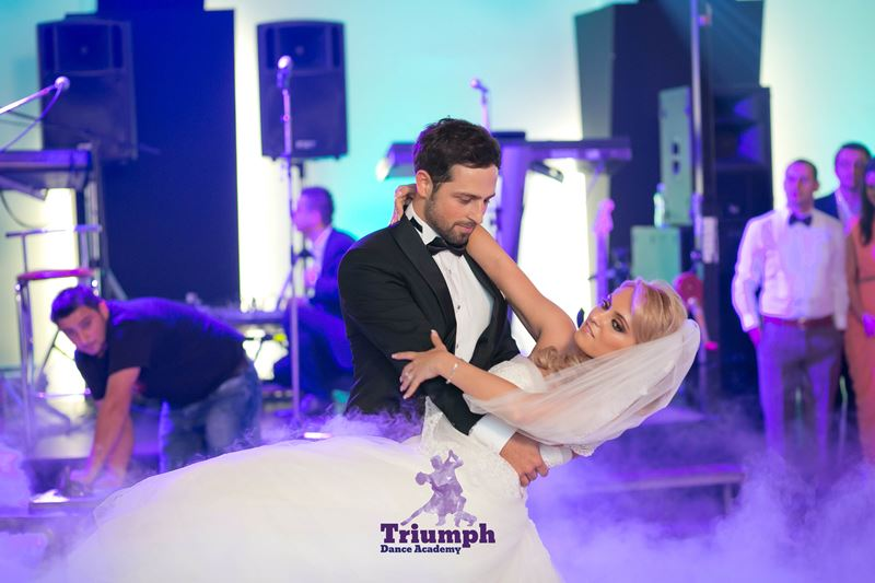 Cursuri de dans Triumph dance academy