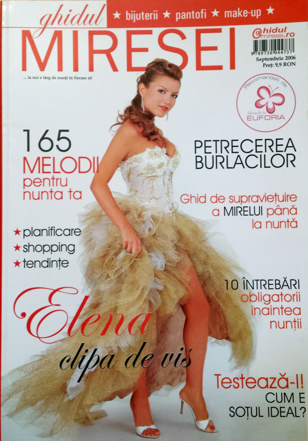 Revista Ghidul Miresei - editia  03