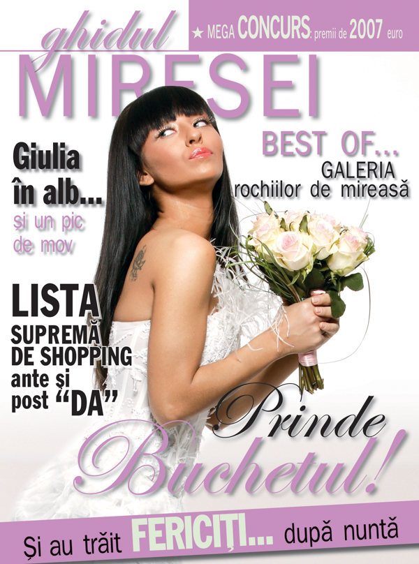 Revista Ghidul Miresei - editia  04