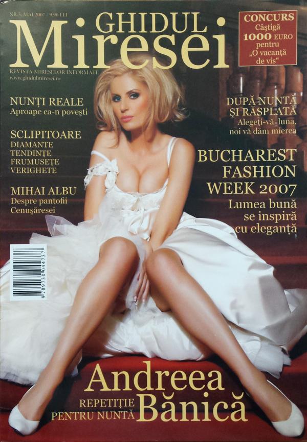 Revista Ghidul Miresei - editia  05