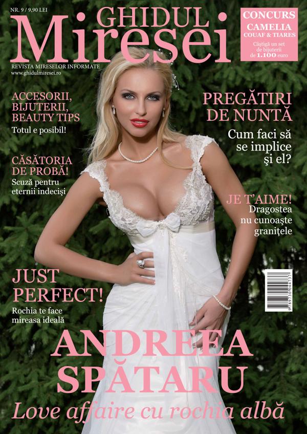 Revista Ghidul Miresei - editia 09