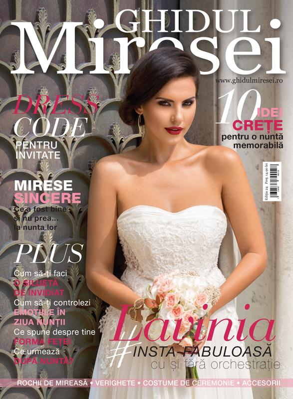Revista Ghidul Miresei - editia 24