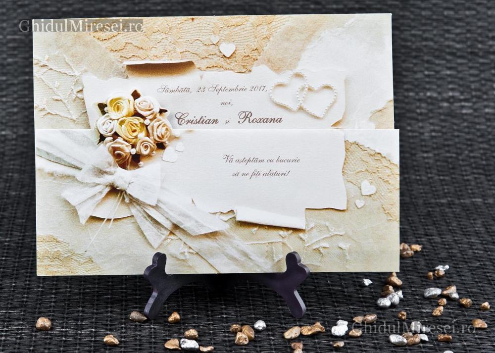 Poze Invitatii Nunta Carduri Nunti 1072