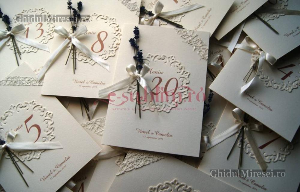 Ghidul Miresei Galerie Invitatii Nunta Carduri Nunti