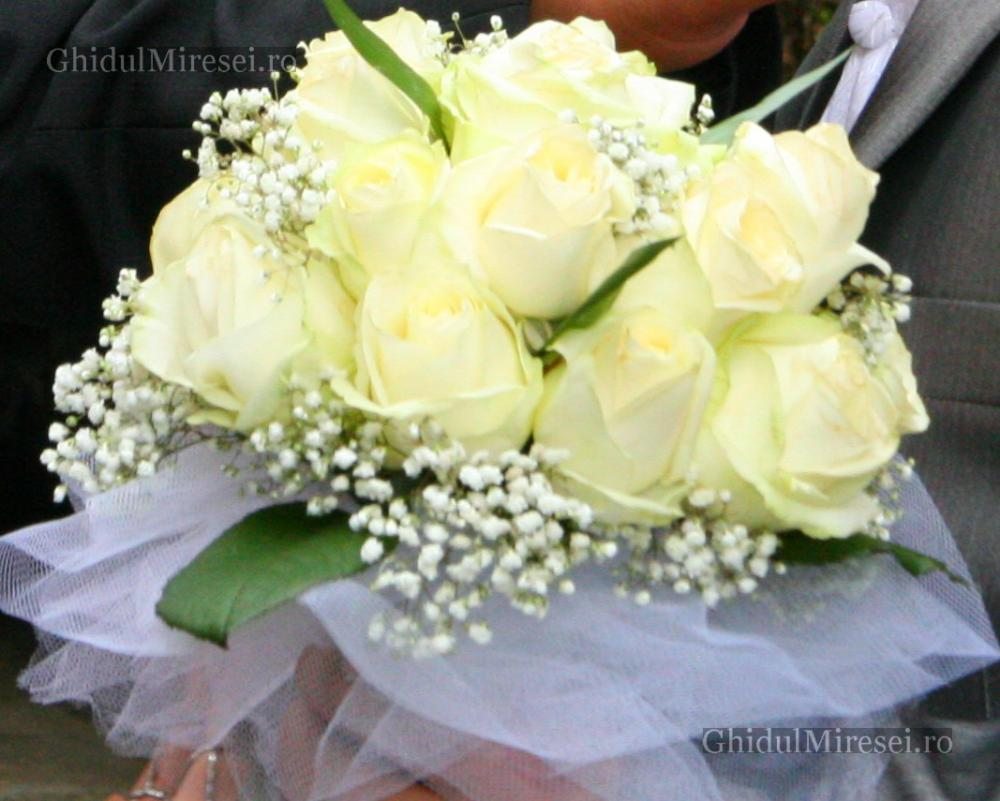 Poze Buchete Mireasa Aranjamente Florale Buchetelul Meu