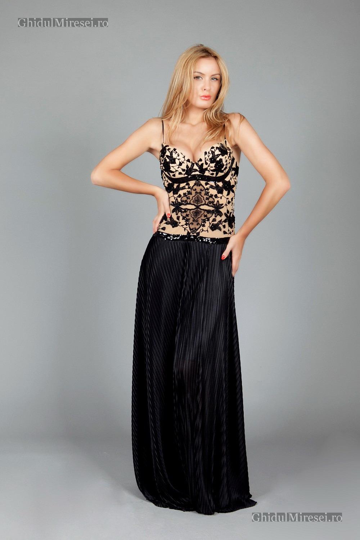 Poze Rochii De Ocazie Rochie De Seara Adriana Visan Fashion Design