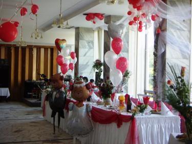 Poze Decoratiuni Nunti Un Decor Deosebit Pentru Masa Oficiala Fara