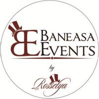 Logo Baneasa Events by Rossetya