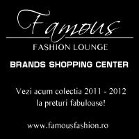 Logo Famous Fashion Lounge