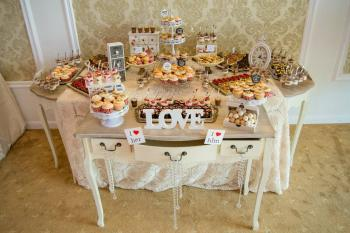 Decoratiuni nunta Lally's Candy bar & Event Planning