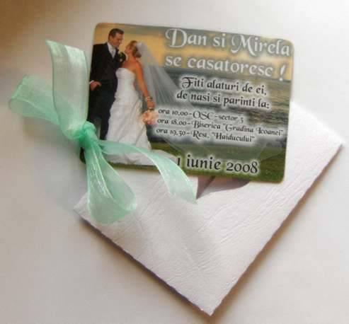 Invitatii Nunta 2018 Invitatii Originale